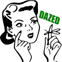 Image of DAZED linking to their artist page due to link from them being at the top of the main table on this page