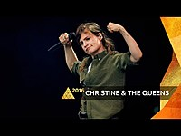 Thumbnail for the Christine and the Queens - Christine & The Queens - Tilted (Glastonbury 2016) link, provided by host site