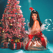 Thumbnail for the Sabrina Claudio - Christmas Blues link, provided by host site