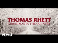 Thumbnail for the Thomas Rhett - Christmas In The Country link, provided by host site