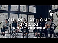 Thumbnail for the Bethel Music - Church at Home - Live at the Johnson's link, provided by host site