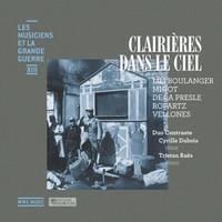 Thumbnail for the Lili Boulanger - Clairières dans le ciel: I. Elle était descendue au bas de la prairie link, provided by host site