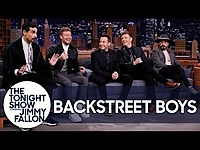 Thumbnail for the Backstreet Boys - Clear Up Ryan Gosling and *NSYNC Rivalry Rumors link, provided by host site