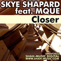 Thumbnail for the Skye Shapard - Closer - Cold Blue Remix link, provided by host site