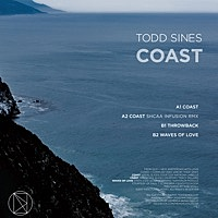 Thumbnail for the Todd Sines - Coast link, provided by host site