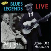 Thumbnail for the John Dee Holeman - Coffee Blues link, provided by host site