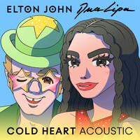 Thumbnail for the Elton John - Cold Heart (Acoustic) link, provided by host site