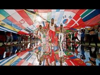 Colors the coca cola anthem for the 2018 world cup thumb