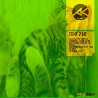 Thumbnail for the Alexey Kotlyar - Come 2 Me - Original Mix link, provided by host site