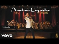 Thumbnail for the Andrés Cepeda - Cómo Fue (Audio Oficial en Vivo) link, provided by host site