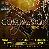 Thumbnail for the Seanizzle - Compassion Riddim Instrumental link, provided by host site