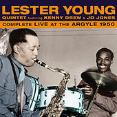 Thumbnail for the Lester Young - Complete Live at the Argyle 1950 link, provided by host site