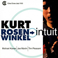 Thumbnail for the Kurt Rosenwinkel - Conception I link, provided by host site
