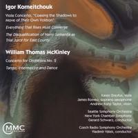 Thumbnail for the Karen Dreyfus - Concerto For Orchestra #2: III. Burlesco e agitato link, provided by host site