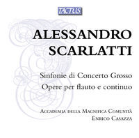 Thumbnail for the Paolo Capirci - Concerto grosso No. 10 in A Minor: III. Allegro link, provided by host site