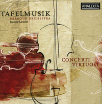 Thumbnail for the Dominic Teresi - Concerto in A Minor for 2 oboes & strings, RV 536 : I. Allegro link, provided by host site
