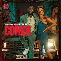 Thumbnail for the Meek Mill - Conga link, provided by host site
