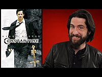 Thumbnail for the Jeremy Jahns - Constantine - Movie Review link, provided by host site