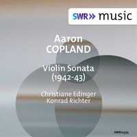 Thumbnail for the Aaron Copland - Copland: Violin Sonata link, provided by host site