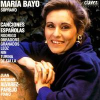 Thumbnail for the Maria Bayo - ¿Corazón, por qué pasais…? link, provided by host site
