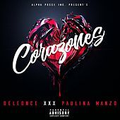 Thumbnail for the Deleonce - Corazones link, provided by host site