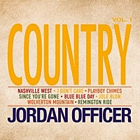 Thumbnail for the Jordan Officer - Country Vol. 1 link, provided by host site