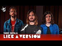 Thumbnail for the Tame Impala - Cover Edwyn Collins 'A Girl Like You' for Like A Version link, provided by host site