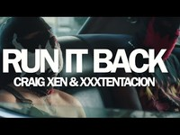 Thumbnail for the XXXTENTACION - RUN IT BACK! link, provided by host site