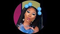 Thumbnail for the Megan Thee Stallion - Cry Baby link, provided by host site