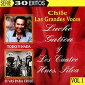 Thumbnail for the Los Cuatro Hnos. Silva - Cuando Tu Me Quieras link, provided by host site