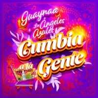Thumbnail for the Guaynaa - Cumbia A La Gente link, provided by host site