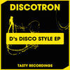 Thumbnail for the Discotron - D's Disco Style link, provided by host site