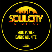 Thumbnail for the Soul Power - Dance All Nite (Radio Mix) link, provided by host site