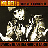 Thumbnail for the Cornel Campbell - Dance Ina Greenwich Farm link, provided by host site