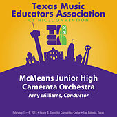 Thumbnail for the McMeans Junior High Camerata Orchestra - Danse macabre, Op. 40, R. 171 (Arr. A. Williams for Strings) link, provided by host site