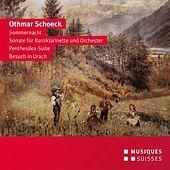 Thumbnail for the Rachel Harnisch - Das holde Bescheiden, Op. 62: No. 40. Besuch in Urach link, provided by host site