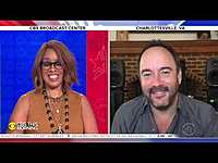 Thumbnail for the Dave Matthews Band - Dave Matthews On CBS This Morning link, provided by host site