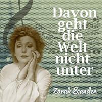 Thumbnail for the Zarah Leander - Davon geht die Welt nicht unter link, provided by host site