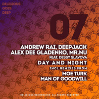 Thumbnail for the Deepjack - Day And Night - Man Of Goodwill Remix link, provided by host site
