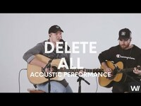 Thumbnail for the Spencer Crandall - Delete All (Official Acoustic Performance) link, provided by host site