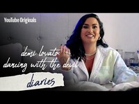 Thumbnail for the Demi Lovato - Deleted Scene: Mexican Pizza Funeral | Dancing with the Devil Diaries link, provided by host site