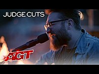 """Thumbnail for the Nolan Neal - Delivers an Emotional Performance of """"You've Got The Love"""" - America's Got Talent 2020 link, provided by host site"""