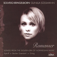 Thumbnail for the Edvard Grieg - Der Skreg En Fugl / A Bird Cried link, provided by host site