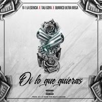 Thumbnail for the R-1 La Esencia - Di Lo Que Quieras link, provided by host site
