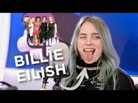 Thumbnail for the Billie Eilish - Didn't Know The Spice Girls Were Real 😵 | FULL INTERVIEW link, provided by host site