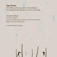 Thumbnail for the Erwin Schulhoff - Die Abflussrohre spuckten ihre Eisblöcke wie abgelutschte Bonbons auf den Gehsteig link, provided by host site
