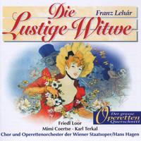 Thumbnail for the Friedl Loor - Die Lustige Witwe: Lippen schweigen, flüstern Geigen link, provided by host site