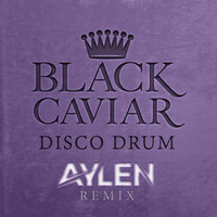 Thumbnail for the Black Caviar - Disco Drum (Aylen Remix) link, provided by host site