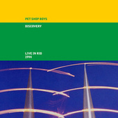 Thumbnail for the Pet Shop Boys - Discovery (Live in Rio 1994, 2021 Remaster) link, provided by host site