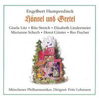 Thumbnail for the Rita Streich - Doch halt - wo bleiben die Kinder? (Hänsel und Gretel) link, provided by host site